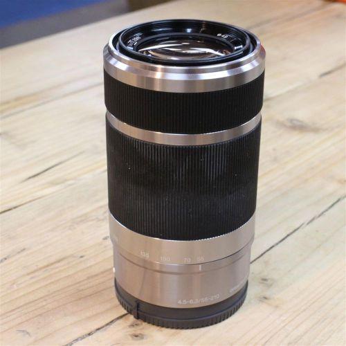 Medium Of Sony 55 210mm