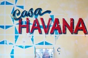Pop-Up-Restaurant Casa Havana