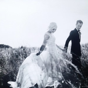 Hunter Wedding Gown