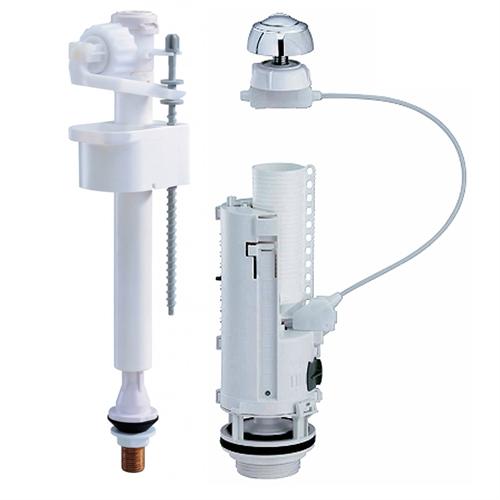 Universal cistern repair kit by SIAMP