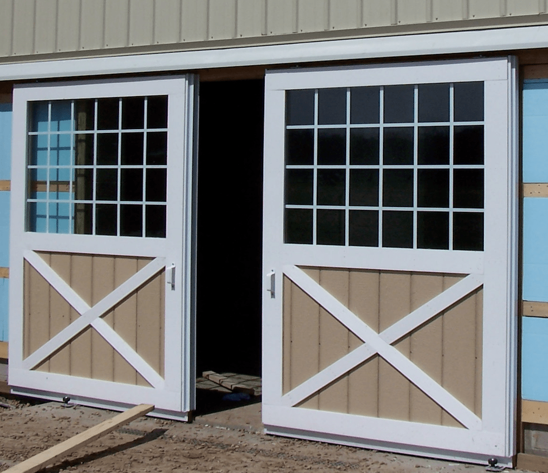 Pole Barn Sliding Door Track Images & Sliding Door Track: Pole Barn Sliding Door Track