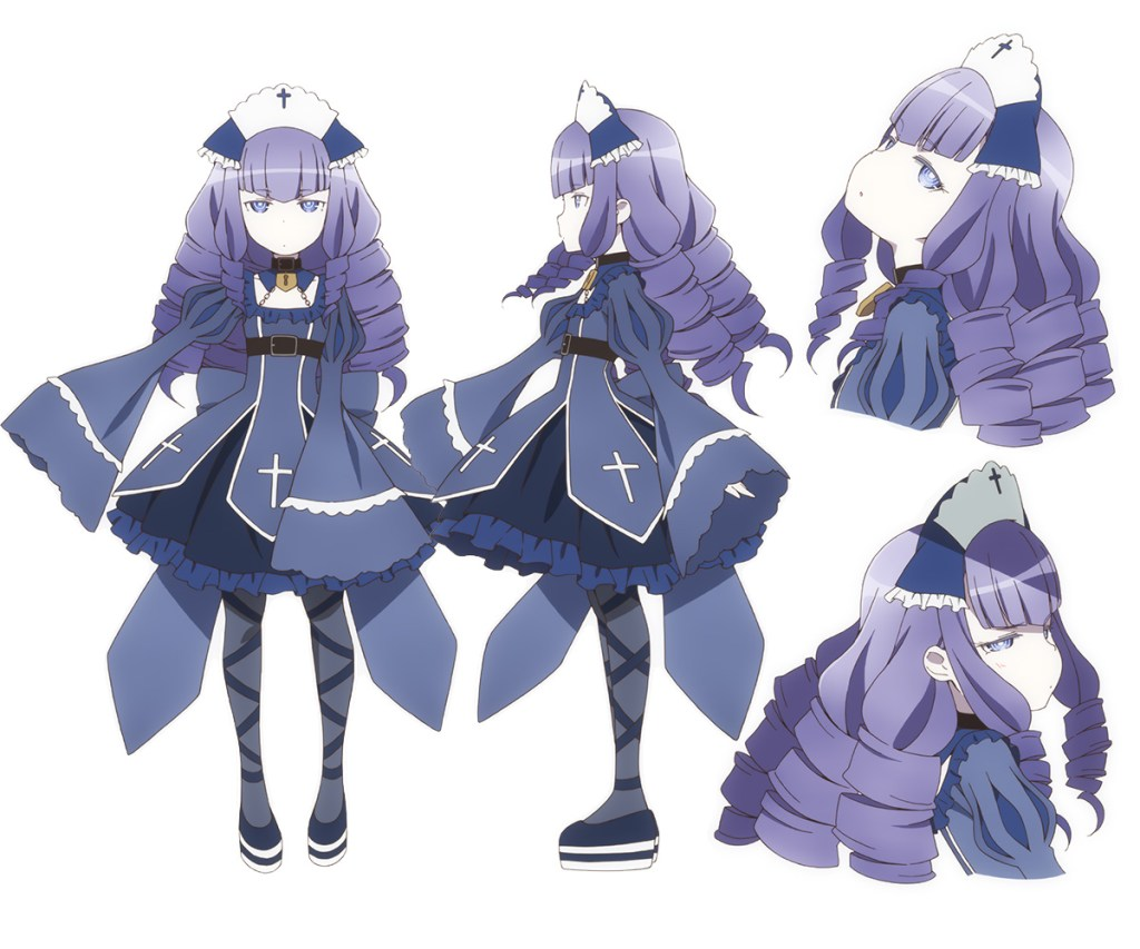 35 Shoutai Character Design Lapis