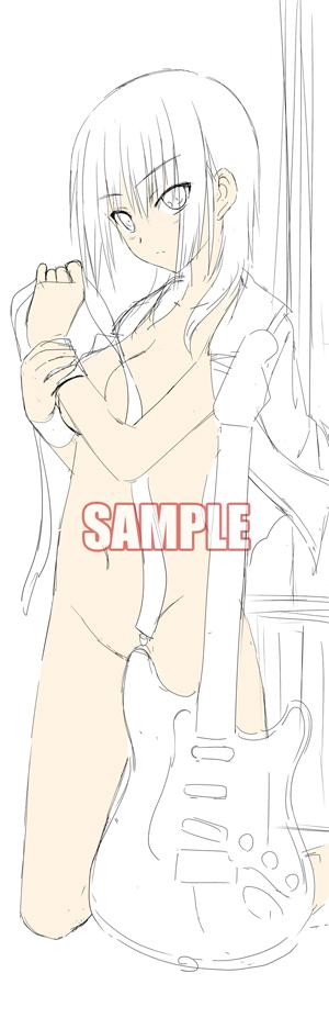 Angel Beats!-1st Beat- Pre-Order Bonuses Are Saucy haruhichan.com Angel Beats Visual Novel Pre-order bonus 7