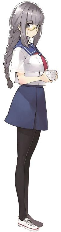 HaruChika Support Cast Character designs Haruka Chisuga