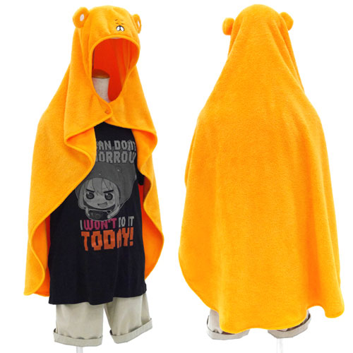Himouto-Umaru-chan-cape The Thing Which Umaru Wears At Home