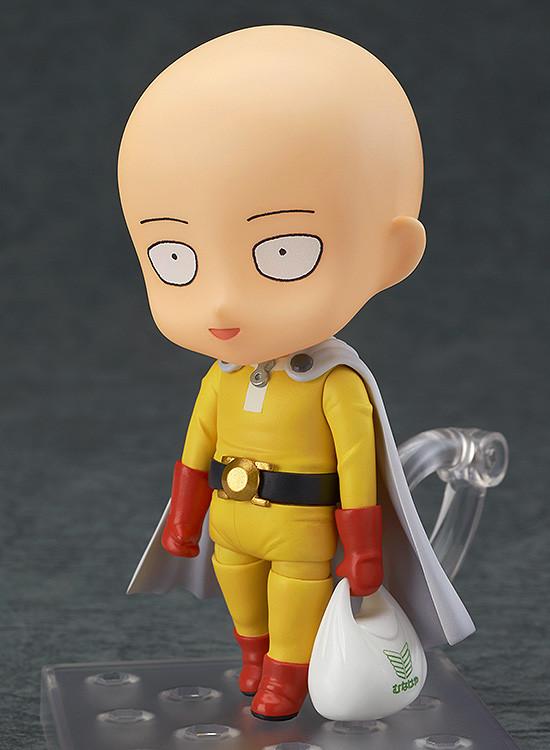 Nendoroid Saitama Prototype Images Revealed 3