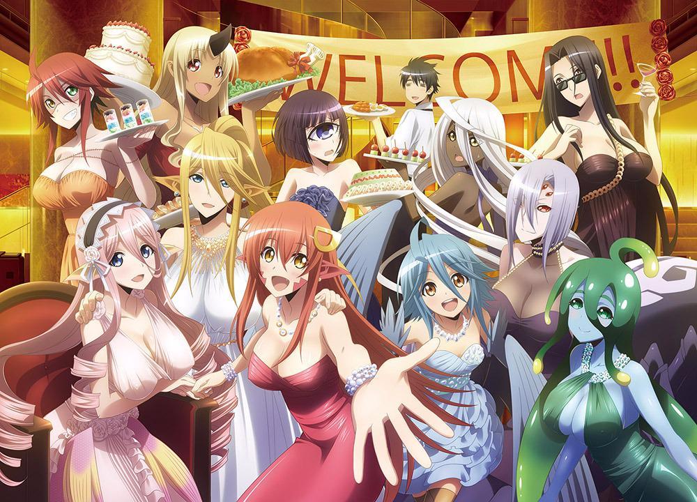 Monster Musumes 11th Manga Volume to Bundle Pool Episode