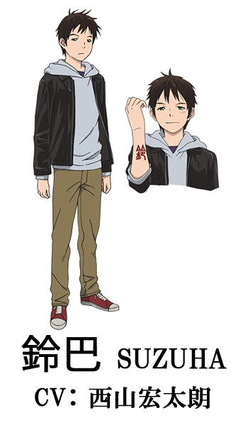 Noragami Aragoto Additional Cast Announced character design 1