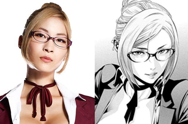 Prison School Live-Action Drama cast 8