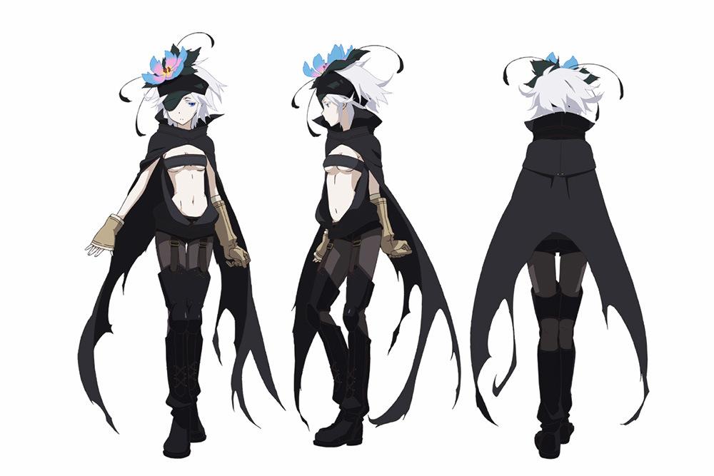 Rokka-no-Yuusha-Anime-Character-Design-Fremie-Speeddraw