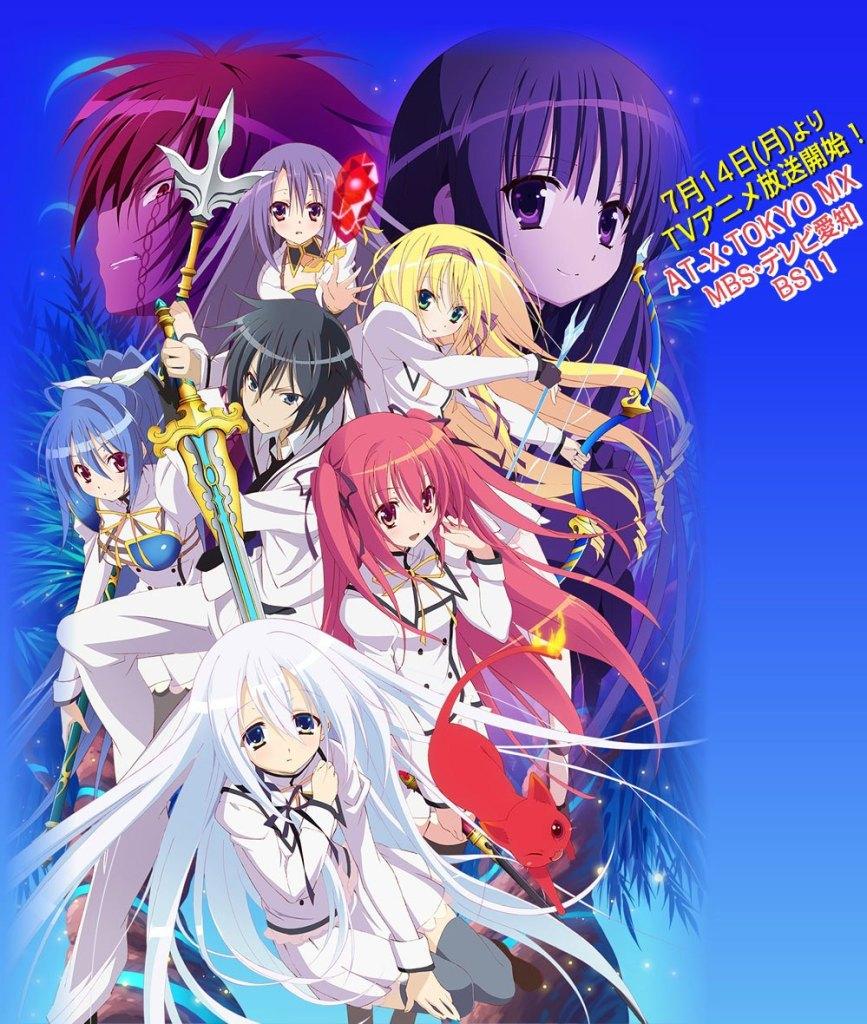 Anime Trending Rankings of Summer 2014 – Week 3