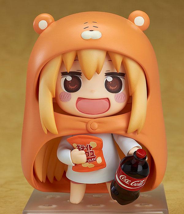 Umaru Teaches You How to Procrastinate in a Moe Fashion Himouto! Umaru-chan anime nendo 001