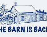 Image used on t shirt for Crowell Barn