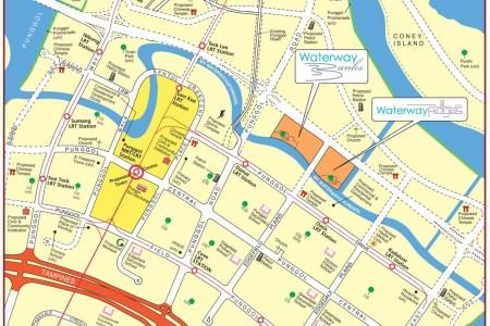 sc intracoastal waterway aiww map punggol waterway map