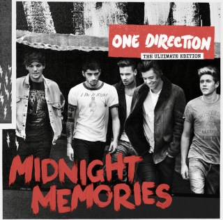 News Added Sep 06, 2013 Midnight Memories will be out on November 25th. One direction is currently the number one boy band and have some success with the first single from Midnight Memories, titled Best Song Ever. The new album is a follow-up to last year's album Take Me Home. Pre-orders are available already, we're […]