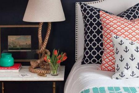 11 coastal nautical themed bedroom