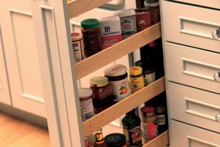4 kitchen storage ideas