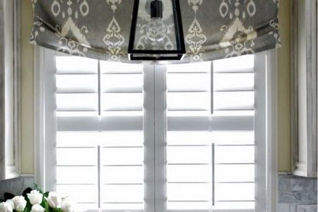 1 kitchen window treatments