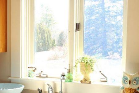 6 kitchen window treatments