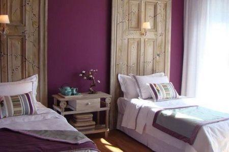 25 purple bedroom ideas