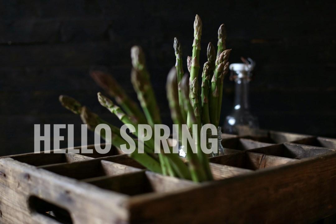 Frühlingsküche Hattgekocht