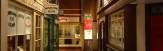 Centennial Street, Auckland Museum. Final week before closing down after 48 years.