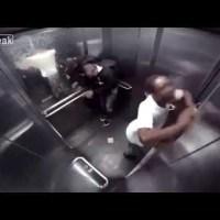 Mitä saadaan kun yhdistetään hissi ja räjähtävä ripuli? No ilkeä mutta silti nerokas pila - Katso!