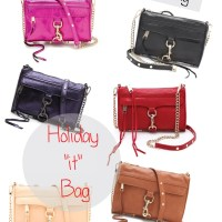 "Holiday ""it"" Bag - Rebecca Minkoff Mini M.A.C Bag"
