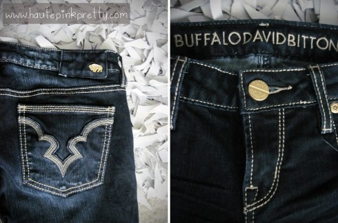 Buffalo David Bitton Felow Skinny Jeans