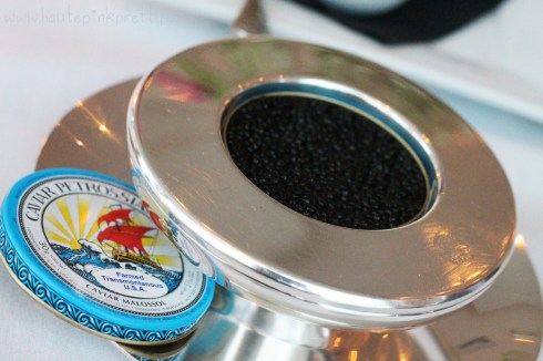 Petrossian West Hollywood - Transmontanous White Sturgeon Caviar