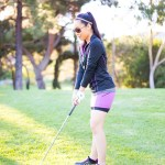 Golf Fitness Fashion: Ryka Apparel + Adidas Adizero Tour Spiked Golf Shoes + Twistbands