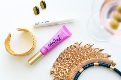 Ulta Beauty Lip Primer Too Faced Melted
