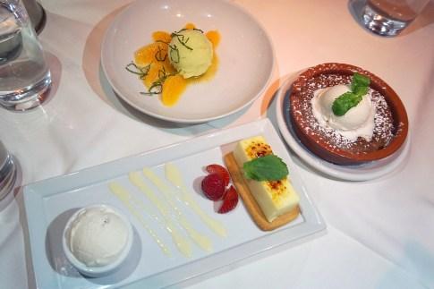 Fig & Olive Dessert