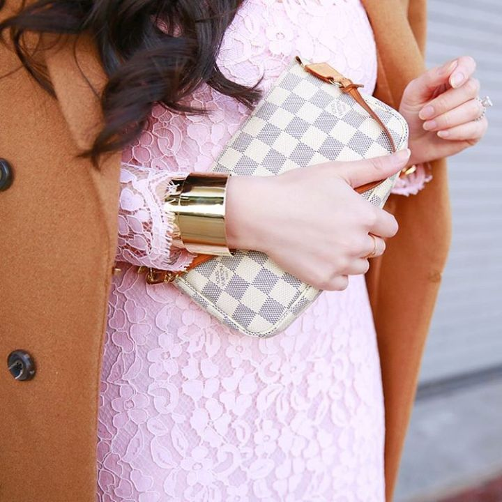 New Valentines Day outfit post up on HautePinkPrettycom! baublebar chicwishhellip