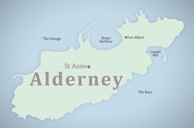 carte Aurigny