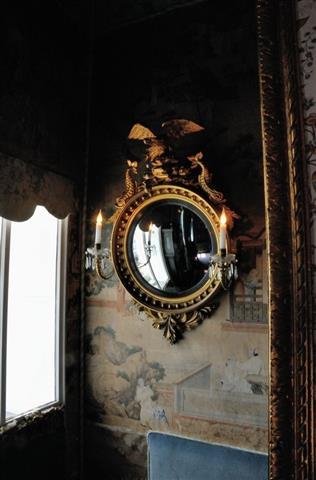oeil de conscience ou miroir aux sorcières