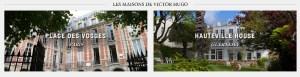 Maisons Victor Hugo