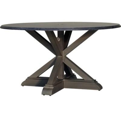 santa monica round dining table havertys kitchen tables Main Santa Monica Round Dining Table Image