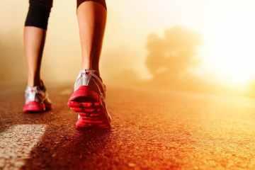 morning running