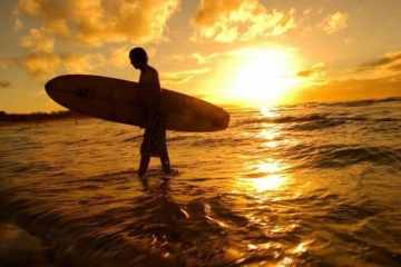 surfing inner peace