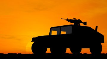 The Death Of The Humvee Turret Gunner