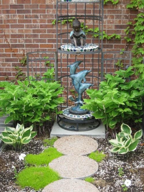 Medium Of Herb Garden Idea