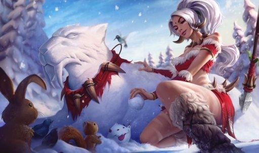 snowbunnynidalee
