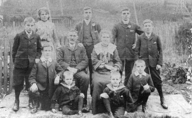 The Pearson and Ellwood families of Whitehaven (2/6)
