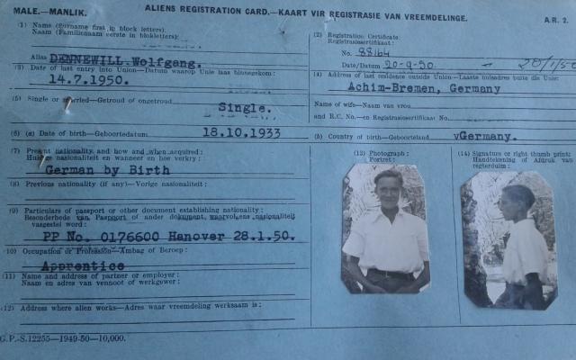 Elusive Namibian families (3/5)