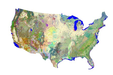 us geological survey releases national land cover map