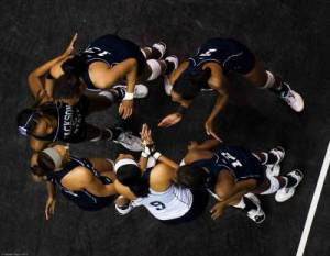 Jackson State University Volleyball Team (SWAC.org)