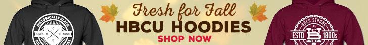 Fresh For Fall HBCU Hoodies