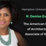 Hampton Alumna Receives 2016 Architect Associate of the Year Award