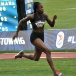 Coppin State Alumna Christina Epps Qualifies for US Olympic Team